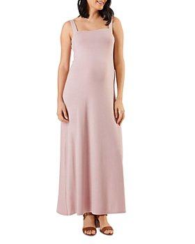Stowaway Collection - Cara Maternity Maxi Dress