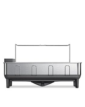 simplehuman - Stainless Steel Frame Dish Rack