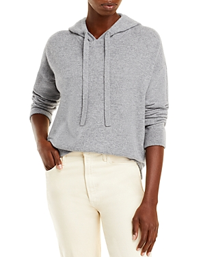 Pullover Cashmere Hoodie