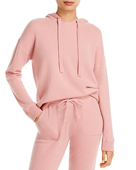 C by Bloomingdale's - Pullover Cashmere Hoodie - 100% Exclusive