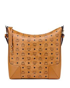 MCM - Klara Visetos Large Hobo Bag