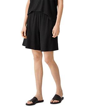 Eileen Fisher - Flared Shorts