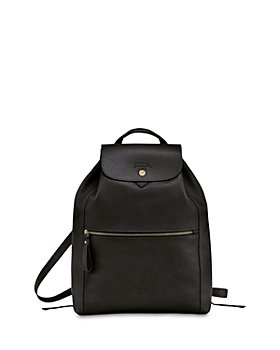 Longchamp - Leather Backpack