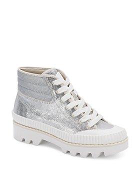 Dolce Vita - Women's Ociana Platform High Top Sneakers