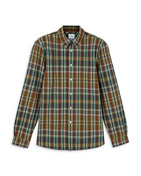 PS Paul Smith - Plaid Regular Fit Button Down Shirt