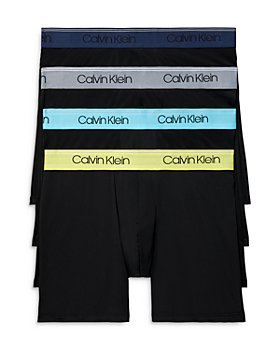 Calvin Klein - Microfiber Stretch Boxer Briefs, Pack of 4