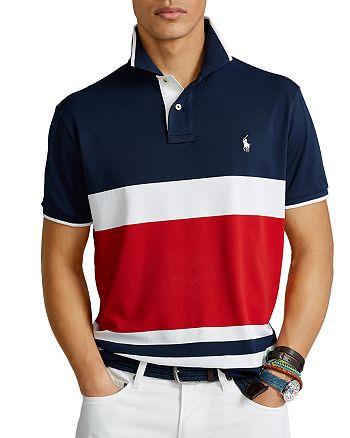 Polo Ralph Lauren - Team USA Stretch Mesh Polo Shirt