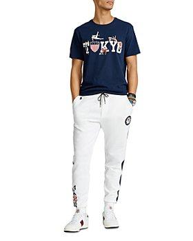 Polo Ralph Lauren - Team USA ECOFAST™ Pure Jersey Tee & Cotton Jogger Pants