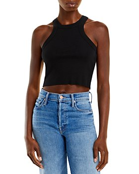 WSLY - Rivington Cropped Tank Top