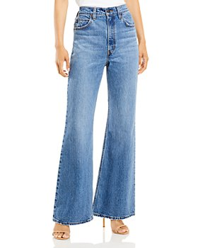 Levi's - 70s High Rise Flare Jeans in Sonoma Walks