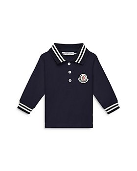 Moncler - Unisex Long Sleeve Polo - Baby