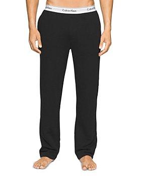 Calvin Klein - Modern Logo Waist Stretch Cotton Pants