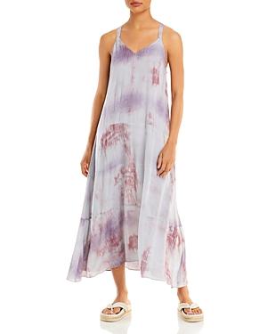 Stevie Tie Dye Asymmetrical Dress