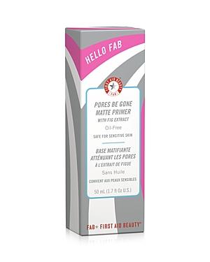 Hello Fab Pores Be Gone Matte Primer 1.7 oz.