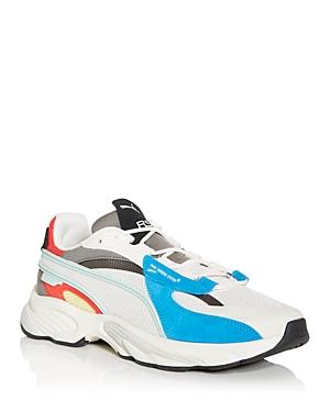 Puma Men's Rs-Connect Lazer Low Top Sneakers