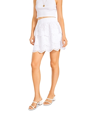 Lost in Your Eyelet Skirt