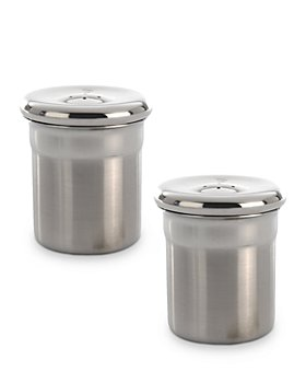 BergHOFF - Essentials 2 Piece 18/10 Stainless Steel Salt & Pepper Set (40% off) – Comparable value $50