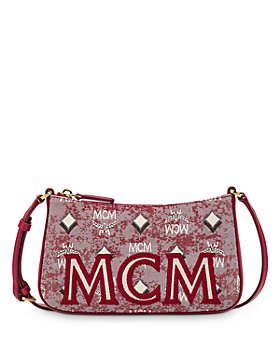 MCM - Vintage Jacquard Mini Shoulder Bag