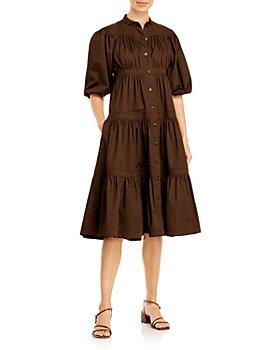 Tory Burch - Artist Button Front Dress