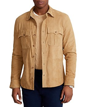 Polo Ralph Lauren - Suede Safari Jacket