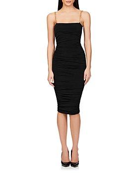 Nookie - Allegra Chain Strap Sheath Dress