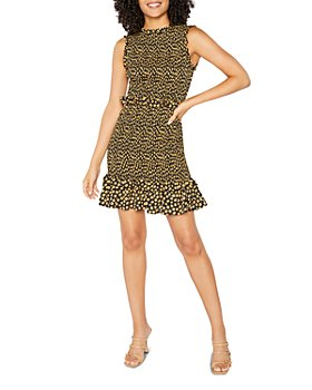 LIKELY - Faye Sleeveless Smocked Dress