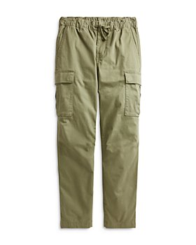 Ralph Lauren - Boys' Stretch Slim Fit Cargo Pants - Little Kid, Big Kid