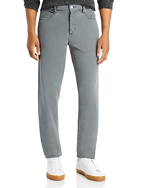 Stretch Terry Slim Fit Pants
