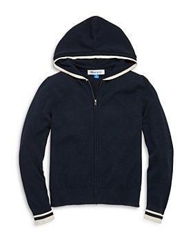 Dylan Gray - Boys' Cotton Knit Zip Hoodie - Big Kid