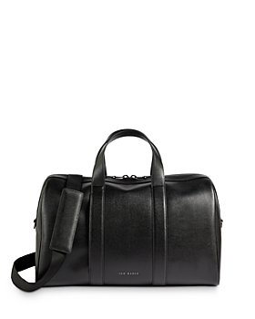 Ted Baker - Saffiano Leather Duffel Bag