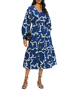 Ted Baker - Belted Midi Wrap Dress