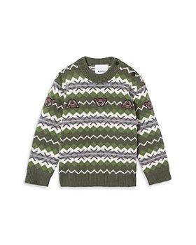Burberry - Boys' Fair Isle Wool Sweater - Baby