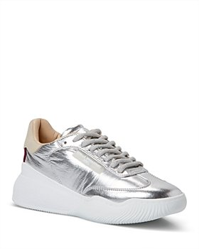 Stella McCartney - Women's Loop Lace Up Sneakers