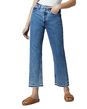 DL1961 - Emilie Straight Leg Jeans in Sustainable
