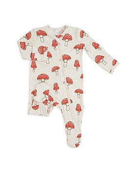 Angel Dear - Unisex Mushroom Footie - Baby
