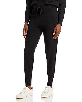 AQUA - Sweater Knit Jogger Pants - 100% Exclusive