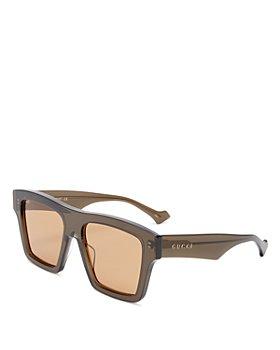 Gucci - Unisex Square Sunglasses, 55mm