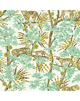 Tempaper - Leopards Self-Adhesive, Removable Wallpaper, Double Roll