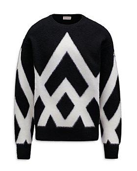 Moncler - Jacquard Knit Mountain Sweater