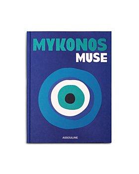 Assouline Publishing - Mykonos Muse Hardcover Book