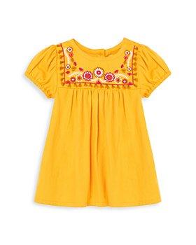 Peek Kids - Girls' Embroidered Yoke Dress - Baby