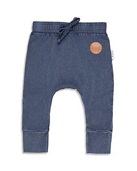 Huxbaby - Unisex Garment Dyed Pants - Baby