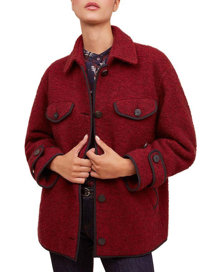 Gerard Darel - Ninon Shirt Jacket