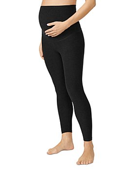 Beyond Yoga - Space Dyed Love the Bump Maternity Leggings