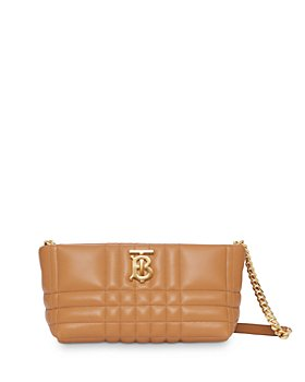 Burberry - Lola Small Quilted Leather Crossbody