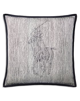 Ralph Lauren - Polo Pony Silk Throw Pillow