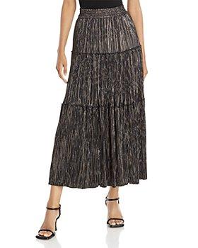 A.L.C. - Thea II Pleated Maxi Skirt
