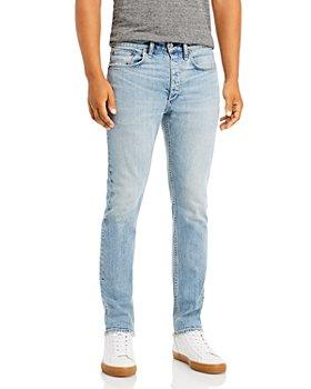 rag & bone - Fit 2 Authentic Stretch Slim Jeans, in Hendrick