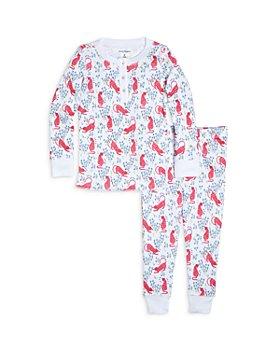 Roller Rabbit - Girls' Cheetah Garden Pajama Set - Little Kid, Big Kid