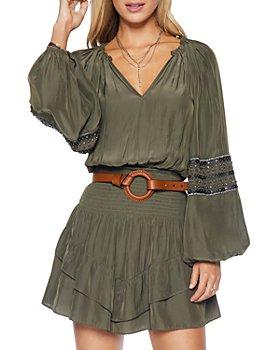 Ramy Brook - Ralphie Peasant Dress